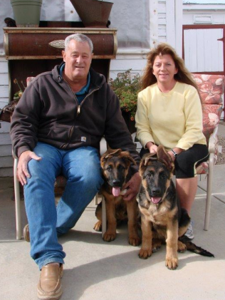 German Shepard Puppies in Ft. Collins, Pierce, and Greeley, CO